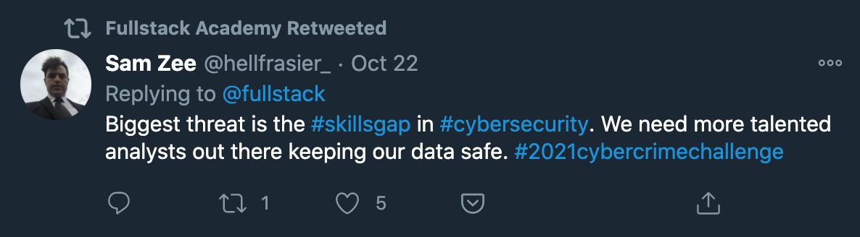 Cyber Prediction Cyber Threat Tweet