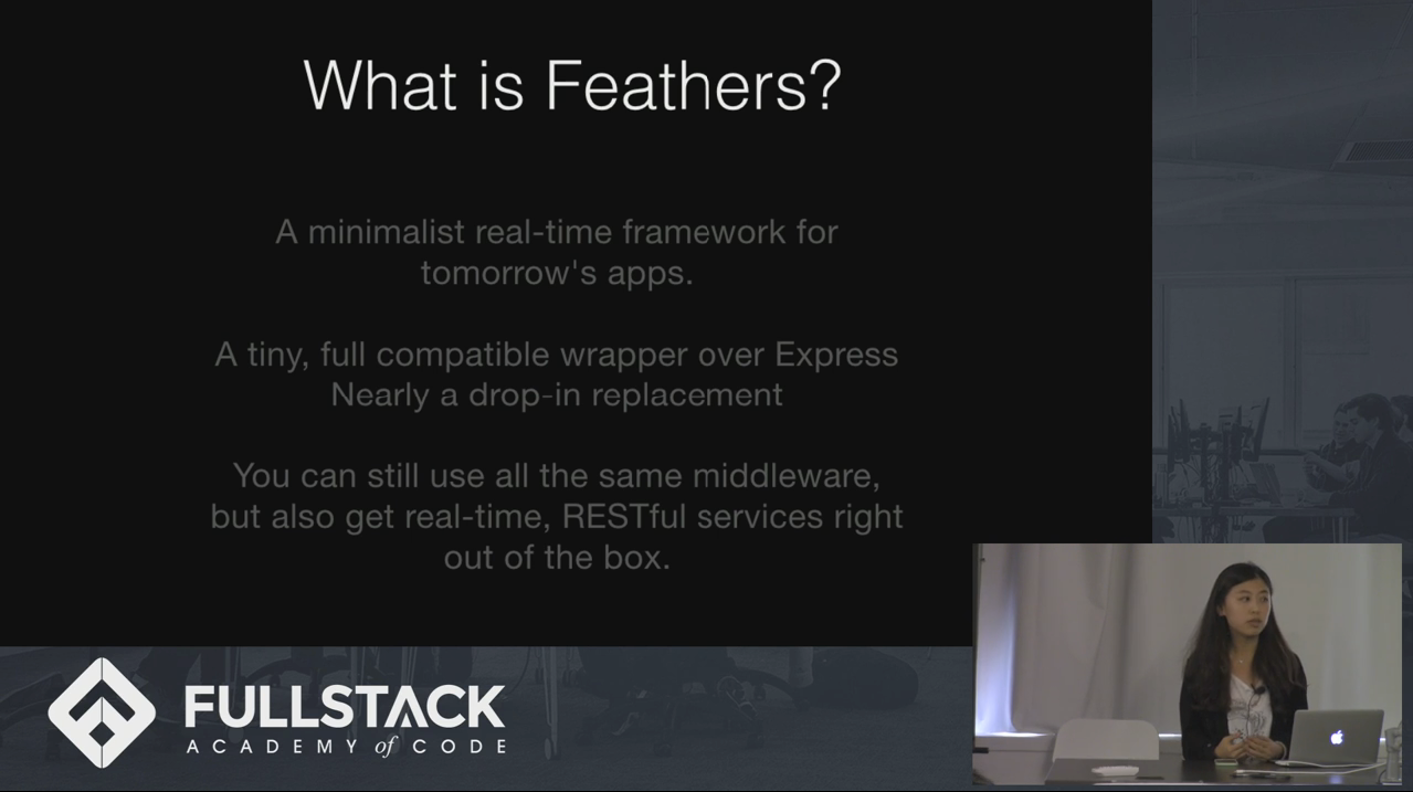 How to build a real-time app with Feathers?
