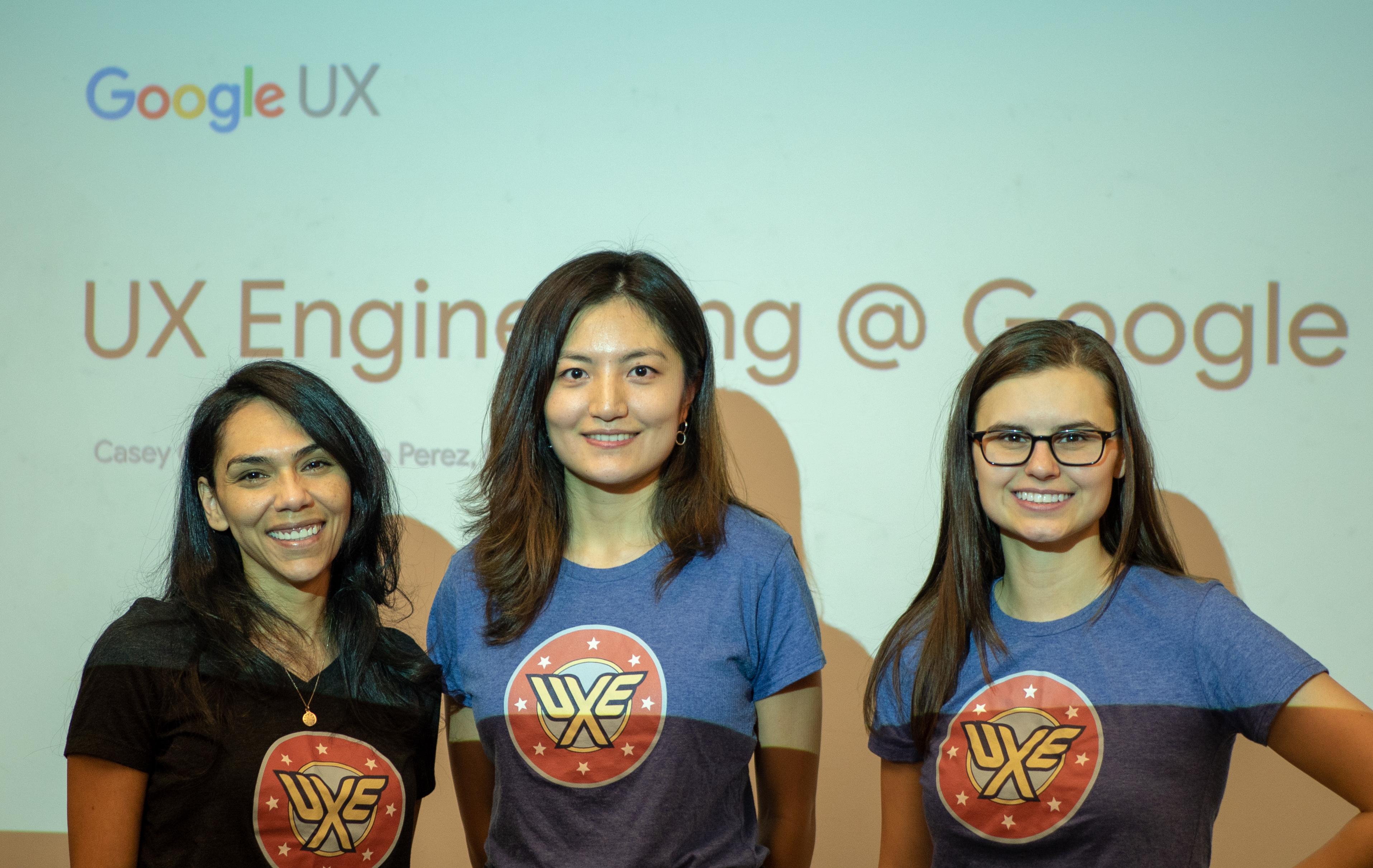 Google UXE Tech Panel