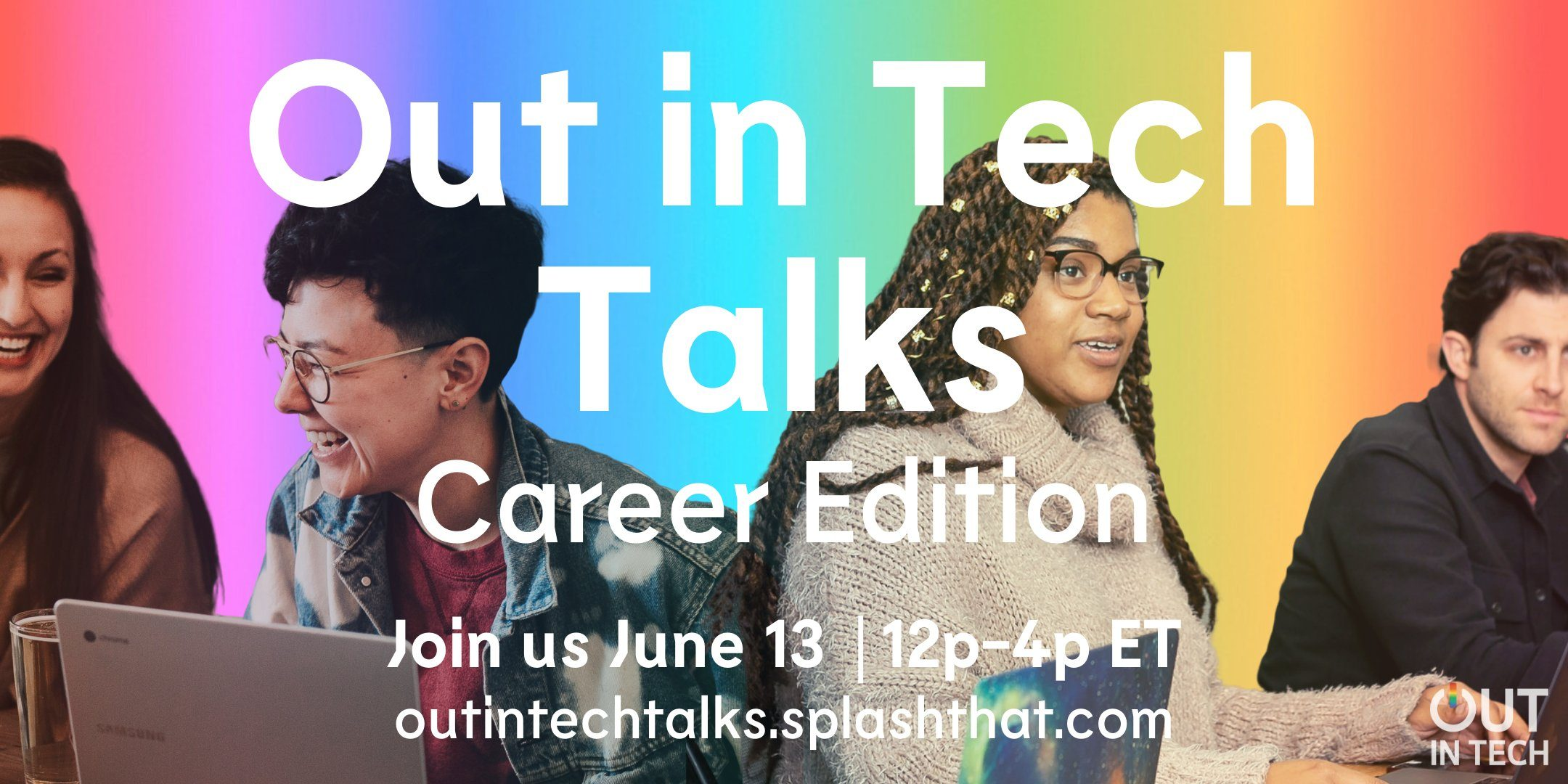 Out in Tech Talks — Career Edition