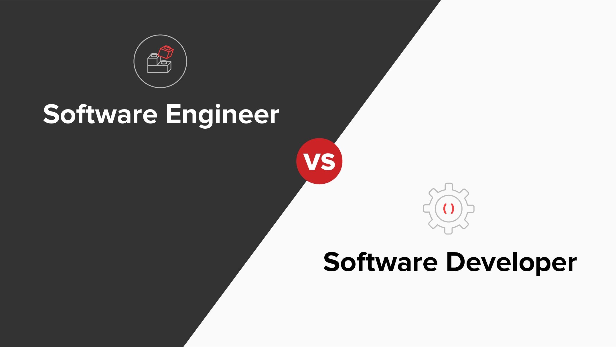 Software Engineer Vs Software Developer Post Header