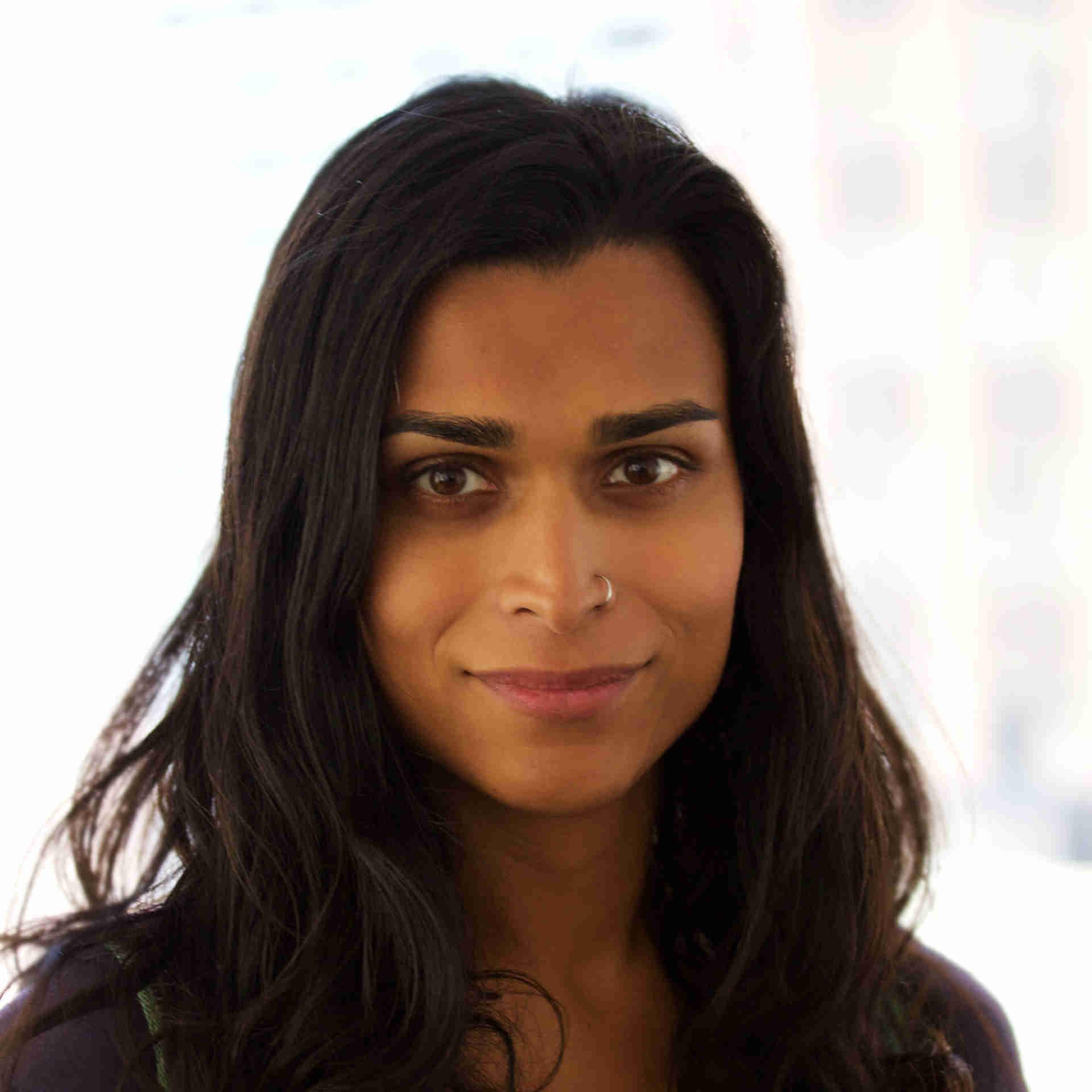 Ashi Krishnan headshot