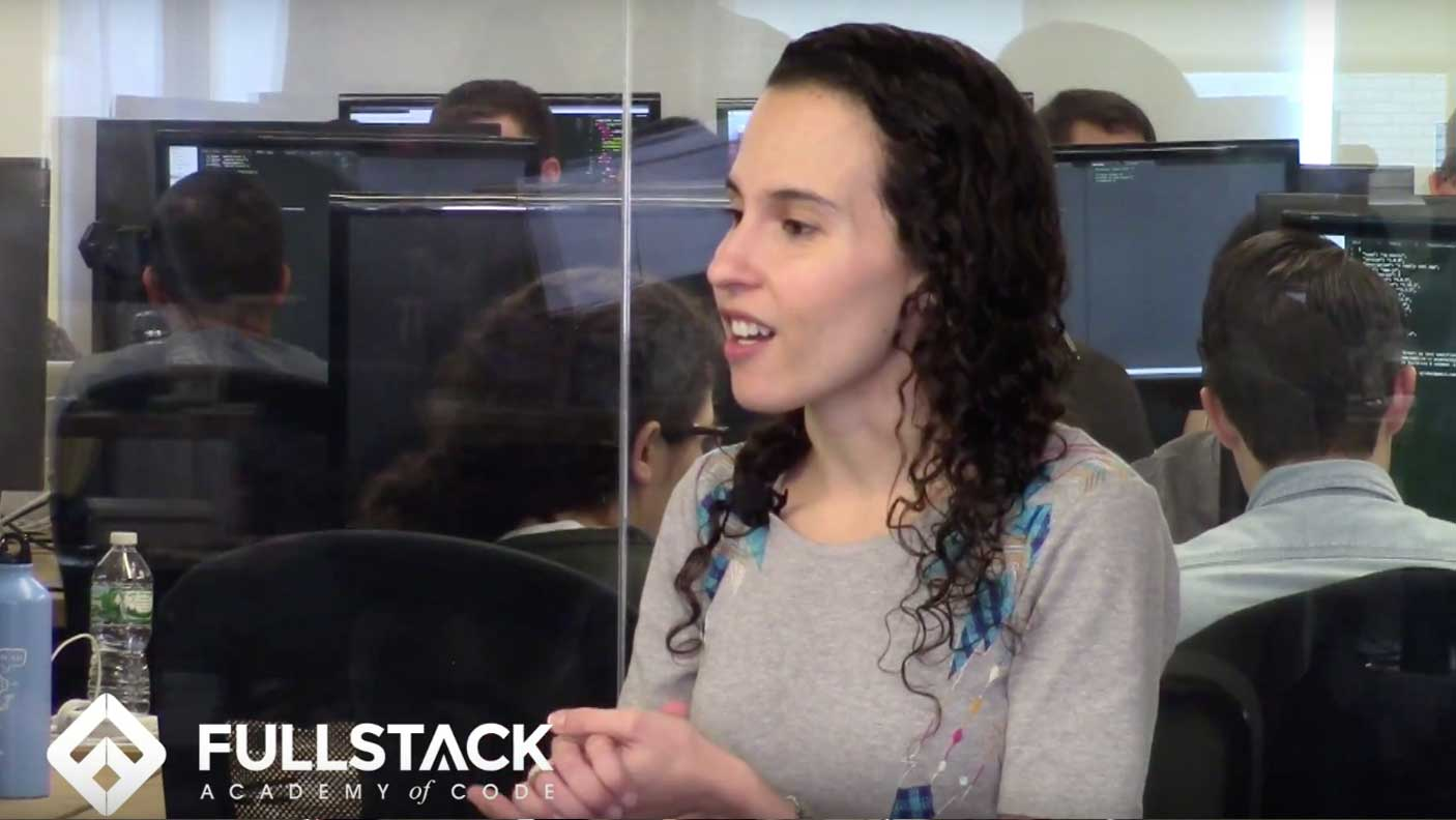 Cristina Colón (fullstack developer at Hightower)