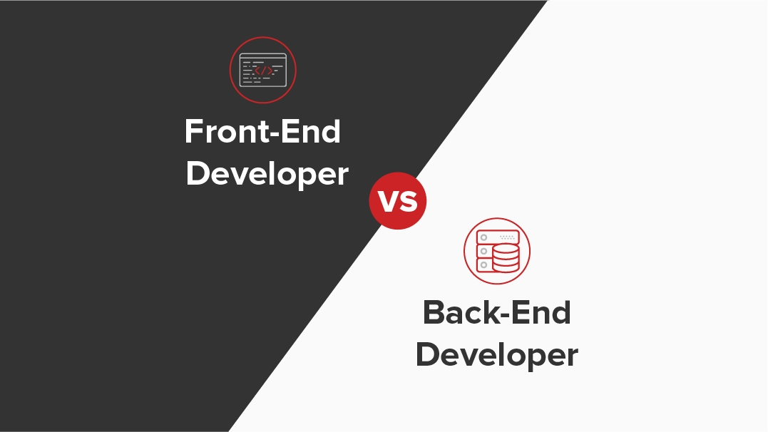 Front-End Vs. Back-End Developer