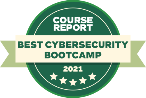 course_report_best_cybersecurity_2021_badge_green