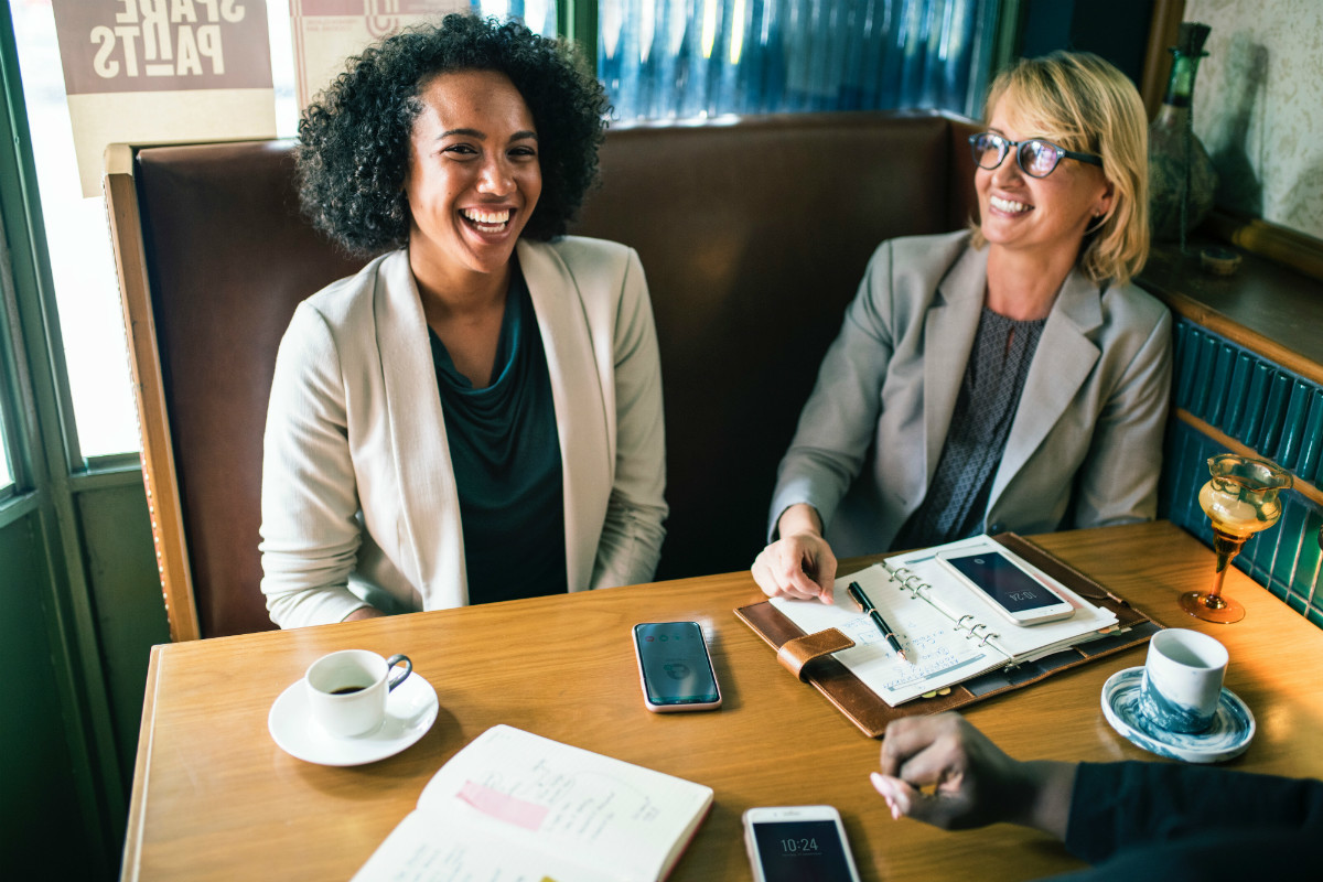 Women tech execs closing the gender gap