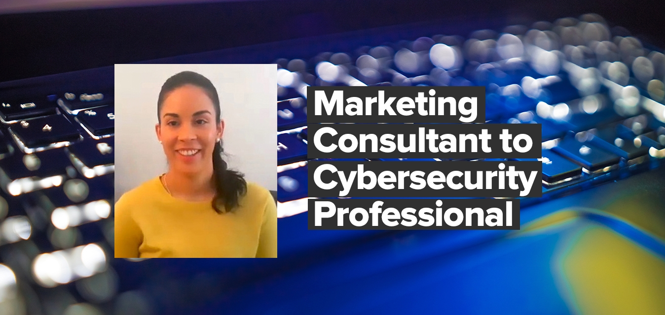Marketing Consultant To Cybersecurity Professional