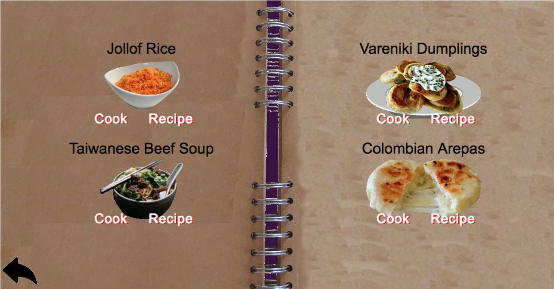 Global Kitchen | Fullstack Academy