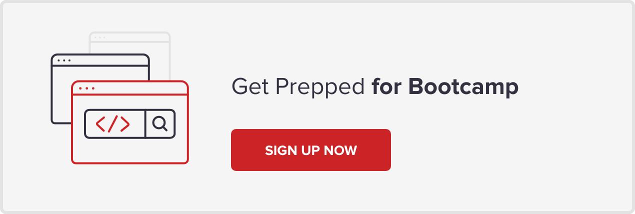 Bootcamp Prep