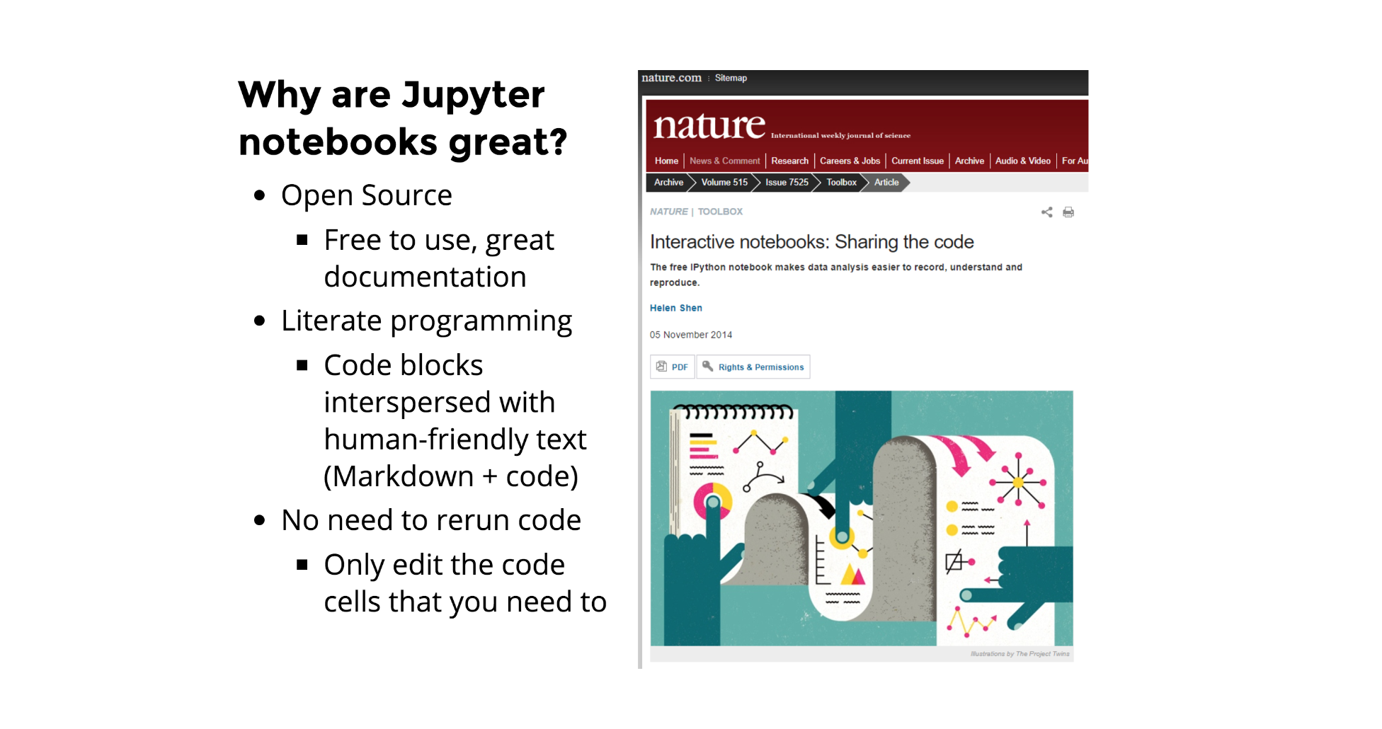 How to use Jupyter notebooks   Fullstack Academy