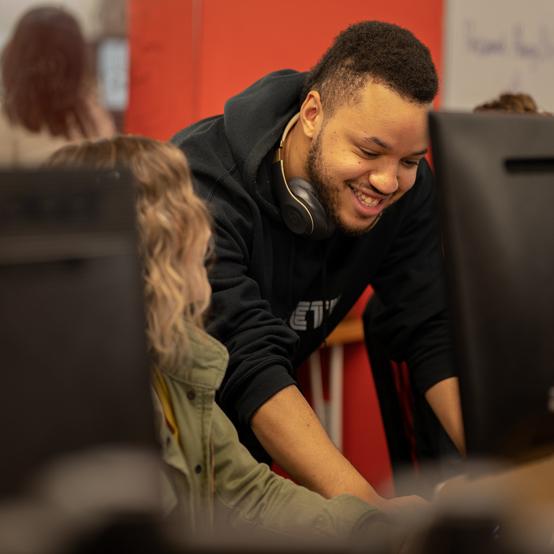 NYC Black and Latinx Web Development Fellowship student